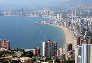 Hiszpańskie wakacje - Costa Blanca - Alicante, Benidorm i okolice