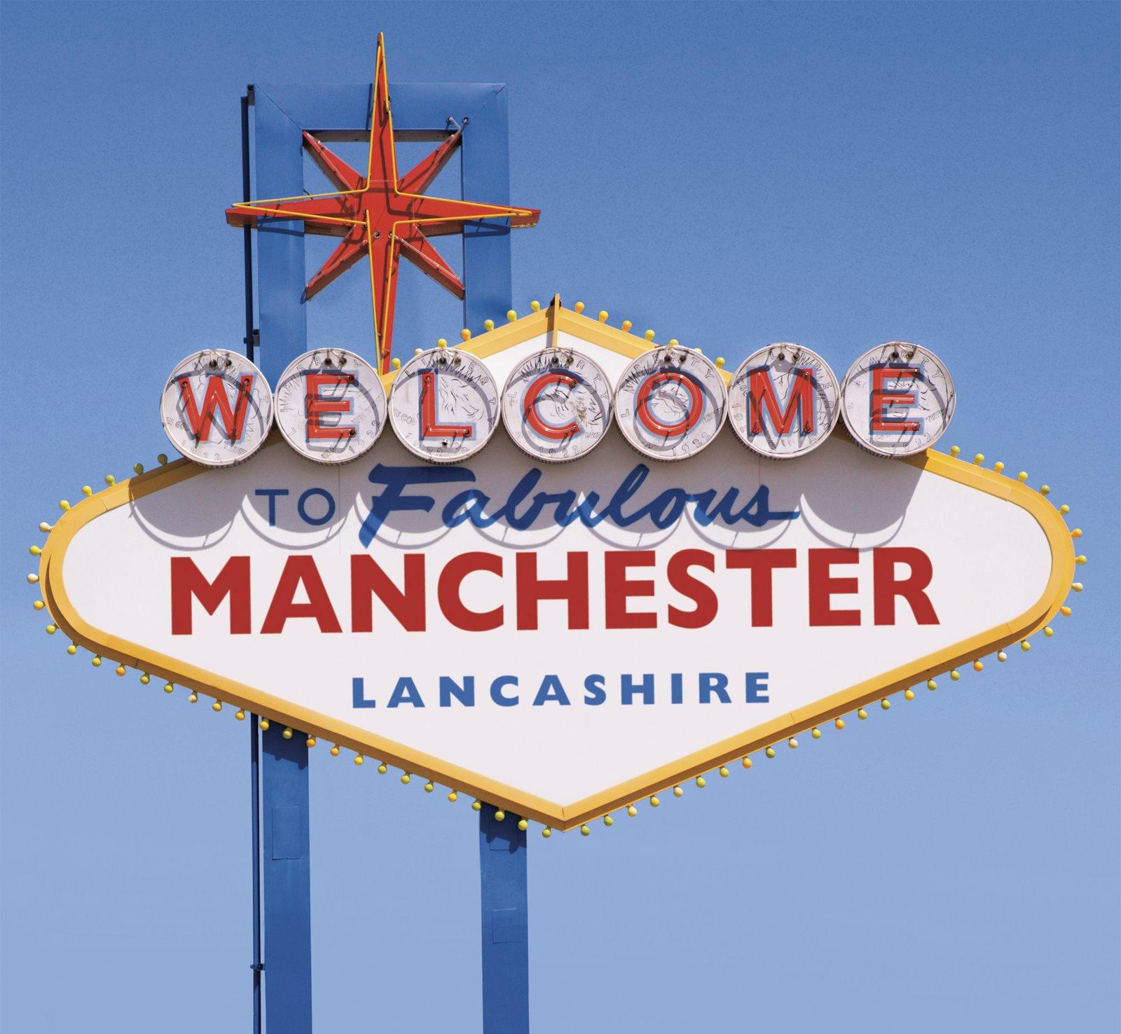 Manchester flagowe wyspiarskie-miasto
