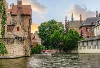 Brugia - miasto średniowiecznych zabytków i licznych muzeów
