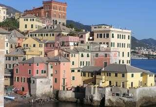 Genua - tu znajdziesz najważniejszy port we Włoszech