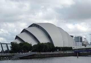 Glasgow - miasto, które uznawane jest za stolicę Szkocji