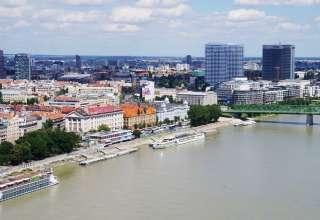 Bratysława największe miasto słowacji