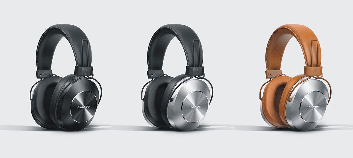 Słuchawki nauszne Pioneer SE-MS7BT