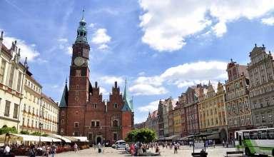 Wrocław noclegi